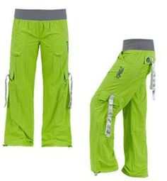 Zumba Dance Pants, didn't realize they had a line of clothing, but i like!