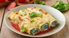 Ricotta Pasta, Spanakopita, Lunch Time, Vegetable Pizza, Pasta Recipes, Quiche, Vegetables, Breakfast, Ethnic Recipes