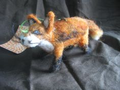 A personal favorite from my Etsy shop https://www.etsy.com/listing/238465069/foxy