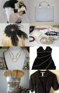 A Night Out on the Town by lori planken on Etsy--Pinned with TreasuryPin.com