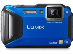 Panasonic Lumix DMC-TS5A 16.1 MP Tough Digital Camera with 9.3x Intelligent Zoom (Blue) - http://electmecameras.com/camera-photo-video/underwater-photography/panasonic-lumix-dmcts5a-161-mp-tough-digital-camera-with-93x-intelligent-zoom-blue-com/