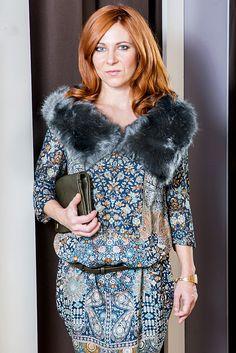 Celý outfit vrátane doplnkov sme našli v predajni PROMOD, ktorá okrem štýlového oblečenia ponúka aj doplnky a šperky.