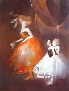 Anne Bachelier The Phantom of the Opera: Sorelli (Refusee)