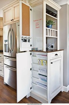Kitchen Cabinets DIY - CLICK THE PIC for Lots of Kitchen Ideas. #cabinets #kitchenstorage