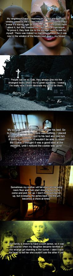 Just some short stories. - 9GAG