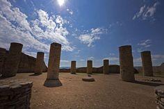La Quemada, Zona Arqueológica, Zacatecas Uno de los lugares que visitaron los Aztecas en su migración.