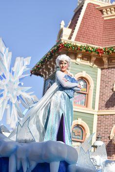 Elsa in A Christmas Fantasy