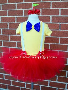 Tweedle Dee and Tweedle Dum Tutu Costumes 2 costume von TutuFairy, $106,00