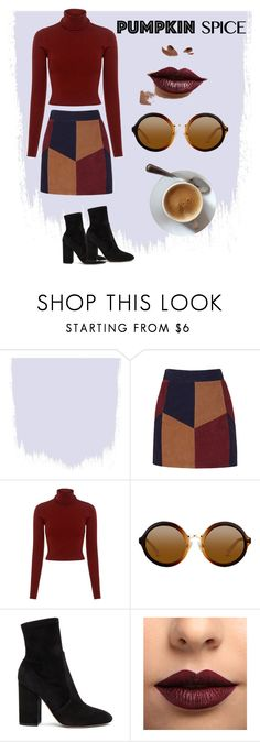 """Spicy fall"" by marina-polonska on Polyvore featuring мода, La Marque, A.L.C., Valentino и LASplash"
