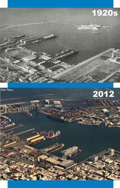 Fotos Del Puerto De Veracruz | ... Puerto de Veracruz y San Juan de Ulúa (1920s – 2012) | VERACRUZ