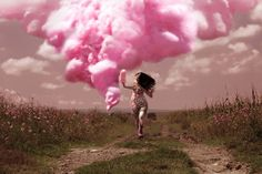 nube de azucar