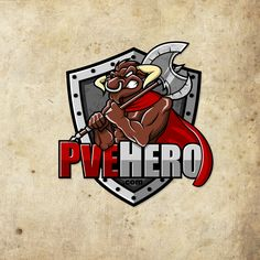 Logo design by GaneDesign #POTD99 09.21.2013 #gaming #worldofwarcraft #mmorpg