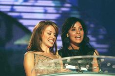 """Celebrities Worldwide's associate company Upfront organised the celebrity presenters for """"The 2000 BRIT Awards""""."""