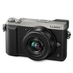 Buy the Panasonic Lumix DMC-GX80 Mirrorless Camera in Silver + 12-32mm Lens   from Jessops