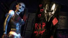 Harley Quinn, Batman Arkham City - Harley Quinn's Revenge DLC
