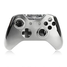 Awesome TOOGOO(R) Silver Case Shell Cover Skin for Microsoft XBOX One Controller Check more at http://techreviewsite.com/index.php/product/toogoor-silver-case-shell-cover-skin-for-microsoft-xbox-one-controller/