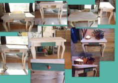 HAND PAINTED FURNITURE / MUEBLES PINTADOS A MANO