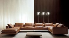 Contemporary modular sofa ADD LOOK by Mauro Lipparini I 4 Mariani