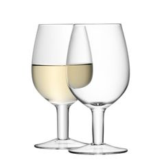 LSA Wine Glasses - Casual (Set of 2); 425ml £18.25 http://www.grehom.com/Gifts-Celebrations/By-Material-Type/Glass/LSA-Wine-Glasses-Casual-Set-of-2-425ml.html