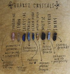 10 maneiras de usar cristais curas | Free People Blog #freepeople