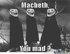 Equivocation in macbeth essay