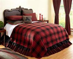 Lodge Podge Cozy Cabin Bedroom, Lodge Bedding, Quilt Sets, Bedroom Furniture