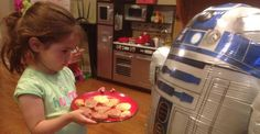 Plan your very own Star Wars/Geek party for kids with these tips and crafts