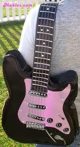 Parcel guitar purse (mine is green)