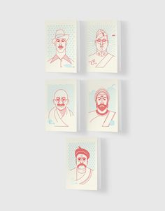Freedom Fighters - GREETING CARDS - STATIONERY - PRODUCTS