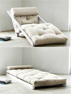 Seat and bed