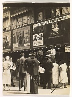 Berenice Abbott Carnival Sideshow New York City Nyc Pics, Berenice Abbott, Paris City, Rhythm And Blues, Quebec City, City Architecture, Interesting History, Sideshow, Black And White Pictures