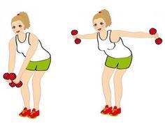 Come sbarazzarsi del grasso sulla schiena | Rimedio Naturale
