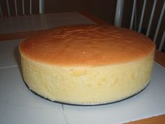 I luv evrything about .....: Japanese Cheese Cake Recipe!