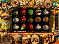 Paco And The Popping Peppers - http://casinospiele-online.com/spielautomat-paco-and-the-popping-peppers-online-kostenlos-spielen/