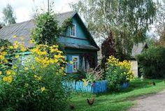 Картинки по запросу красивій деревенский пейзаж маслом