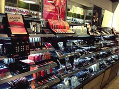 Sephora to move to smaller store site / Cosmetics shop to remain ...