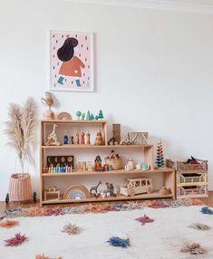 Playroom Design, Kids Room Design, Playroom Decor, Waldorf Playroom, Toddler Playroom, Nursery Room, Kids Bedroom, Room Baby, Montessori Toddler Rooms