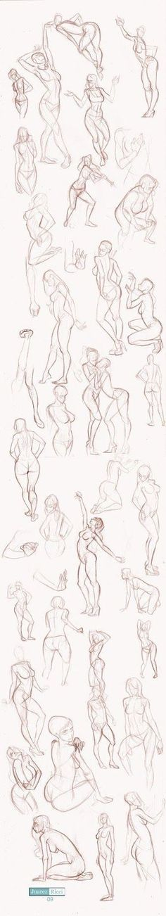 Drawings for Beginners: Poses References (Female) Drawings # References # Drawings Nose Drawing, Female Drawing, Drawing Base, Body Reference Drawing, Art Reference Poses, Cool Art Drawings, Drawing Sketches, Dibujos Tumblr A Color, Poses References