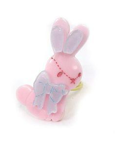Angelic Pretty: Dreamy Bunny ring