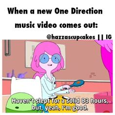 I have to Learn every new 1d song or your Just not a directioner!!!!!!!
