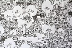 Echa un vistazo a este proyecto @Behance: \u201cHidden Folks - The Game - Posters\u201d https://www.behance.net/gallery/36802037/Hidden-Folks-The-Game-Posters