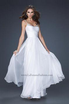 La Femme Dress 17435 at Peaches Boutique