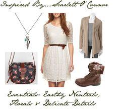 Fashion Inspiration: 'Nashville' -- How To Dress Like Scarlett O'Connor