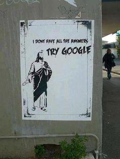 Google meglio di Gesù?!