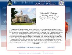 The Duplin Co., NC Register of Deeds has digitized their historical deeds going back to 1749; Check it out: http://rod.duplincounty.org/