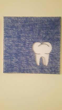 Check out this item in my Etsy shop https://www.etsy.com/listing/395818652/tooth-string-art
