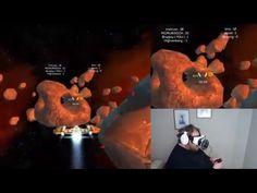 Anshar Wars 2 Multiplayer! - Oculus Gear VR Gameplay and live demo