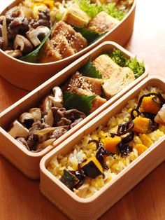 Japanese lunch box - Bento box