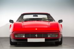 Ferrari 328 GTS  1985 Ferrari 328, Ac Schnitzer, Front Grill, Sub Brands, Classic Sports Cars, Design Language, Super Cars, Grills, Face