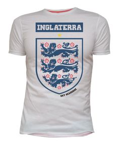 Inglaterra escudo Mens Tops, T Shirt, Fashion, England, Coat Of Arms, Chemises, Tee Shirt, Fashion Styles, Fashion Illustrations